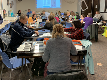 Fall 2019 Classroom Maker Training