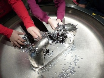 12/19  Third Grade Family Science Night!