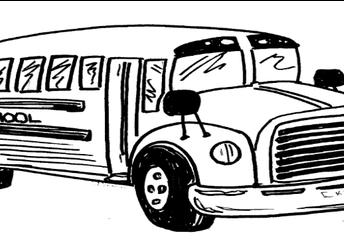 """""""School Bus/Autobús escolar"""" by Molly Shane"""