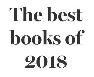 """Best Books of 2018"" Lists--galore!!"