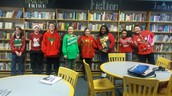 Students Celebrate Ugly Sweater Day
