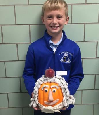 Pumpkin Scientists