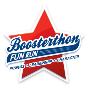 Boosterthon has started!