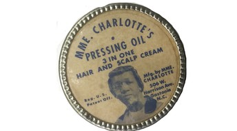 MME. Charlotte's Pressing Oil 3 in One Hair and Scalp Cream