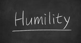 Humility is the inner strength to put others before ourselves.