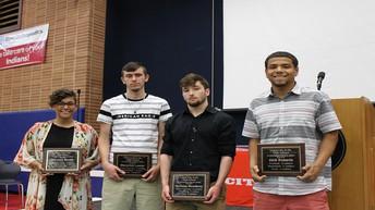 2019  Outstanding Athlete Award Recipients
