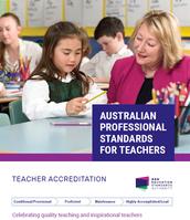 NESA: The Australian Professional Standards for Teachers