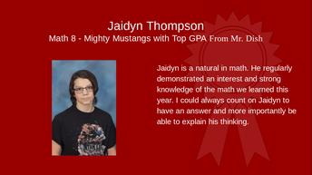 Jaidyn Thompson