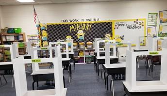 3rd Grade Classroom