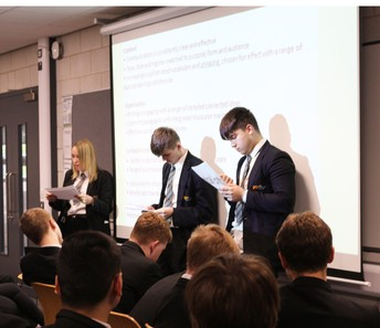 Year 11 - English Conference