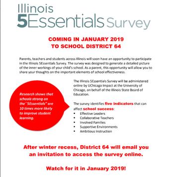 5 Essentials Survey