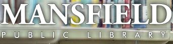 Get a Library e-Card from the Mansfield Public Library