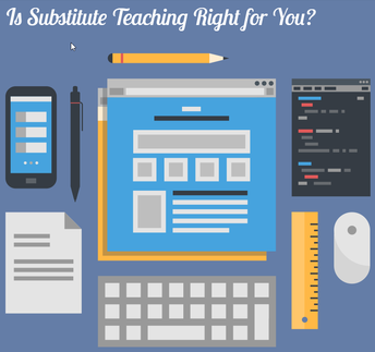 A Few Facts About Substitute Teaching