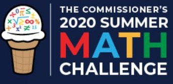 The Commissioner's 2020 Summer Math Challenge