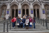Denny Middle School Parents Visit UW