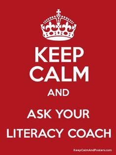 Early Literacy Coaching Update