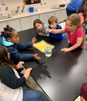 1st Grade is Amazed by Science