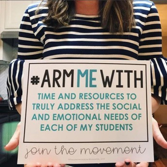 Opinion: #ARMMEWITH Campaign Counters Debate on Arming Teachers