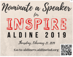 Aldine Inspire