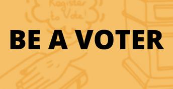 16. Register to Vote!