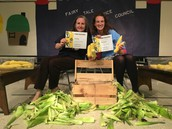 Corn Shucking Contest