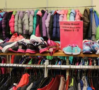 Beaverton Clothes Closet Open