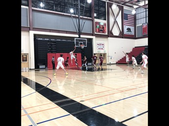 Boys' Basketball vs Fremont