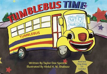 BOOK TAYLOR DEE & TUMBLEBUS for an onsite educational field trip and author visit for your Kindergarteners!