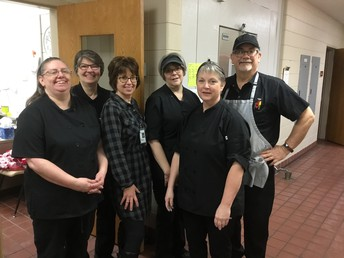 The Kitchen Crew