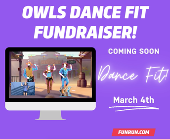 Owls Dance Fit Challenge