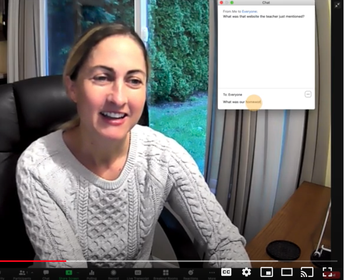 Miranda Doyle District Teacher Librarian