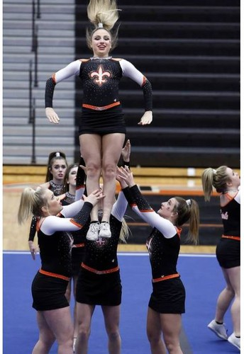 Attention All Athletes Interested in Trying out for St. Charles East Cheerleading:
