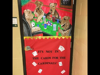 AHS: Door Decorating Contest
