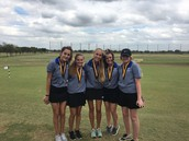 Congrats to the Lady Roos Golf Team