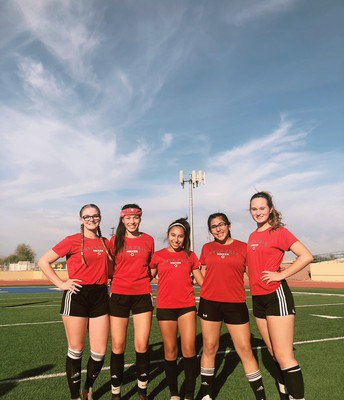 Lady Owls Soccer Gets Victory Over Buckeye in Scrimmage