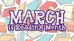 March Is Reading Month at Red Mill