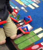 Using Blocks to create his own game