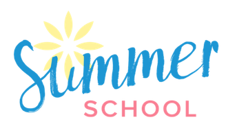 Summer School Information (June 11 - 14)