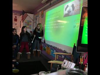 Enrichment Presentations!