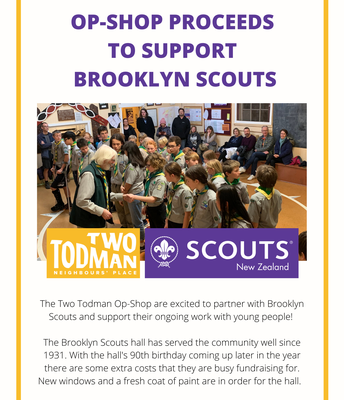 Brooklyn Scout Group