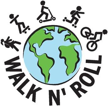 Walk + Roll to School Day