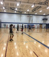 7th grade homeroom dodgeball