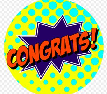 Congratulations Penelope Dinglasan!