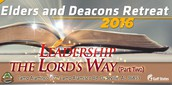 Elders and Deacons Retreat