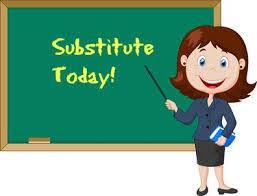 Substitute Teachers (Maestros suplentes)