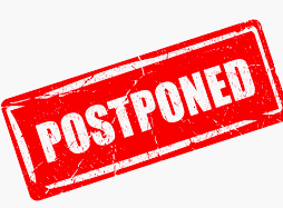 Family Night Postponed