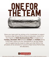 Have a meal, support the choirs!