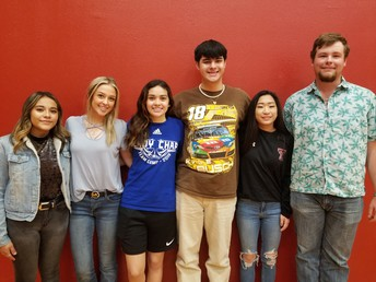 YELL Elects Officers