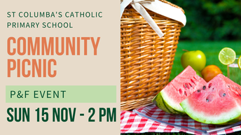 Save the date: P&F community picnic