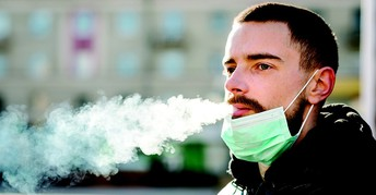 Dangers of Smoking during Covid Times